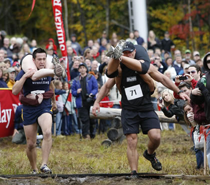 World Wife-Carrying championship