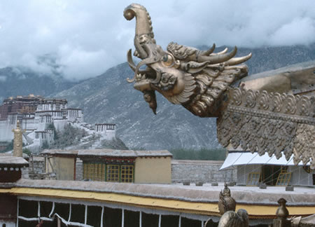 Lhasa – The Place of the Gods, Eastern Asia, Tibet