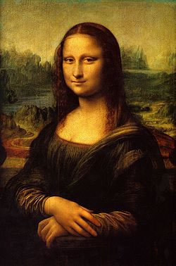 Mona Lisa (Italian: La Gioconda, French: La Joconde)