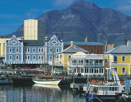 Southern Africa, cape town - waterfront