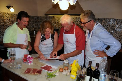Cooking Schools in Tuscany