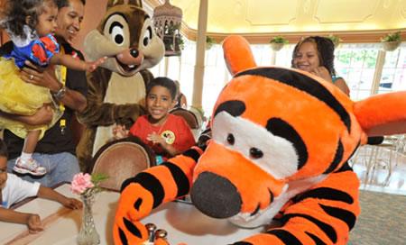 Plaza Inn - Best Disneyland Restaurants