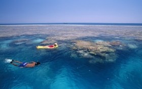 Queenslands' Great Barrier Reef