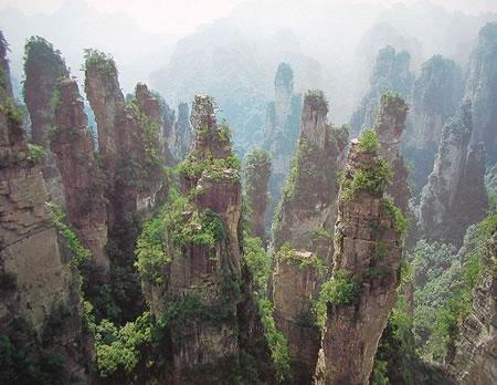 China  Explore – Avatar & Zhangjiajie City