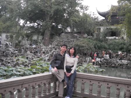 Day One on My 8D7N Shanghai Trip