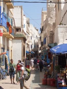 Essoauira street