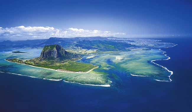4 places that you should not miss when visiting Mauritius