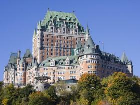Chateau Frontenac, Quebec