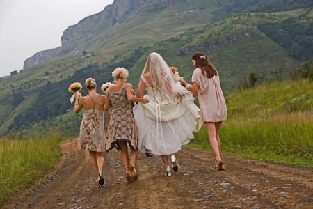 Cleopatra Mountain Farmhouse Wedding