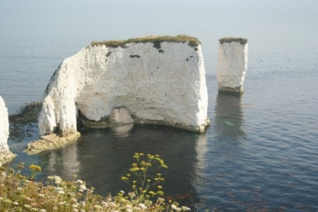 Old Harry Rock