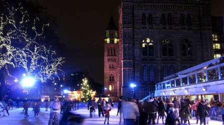 5 Festive Reasons to visit London in December