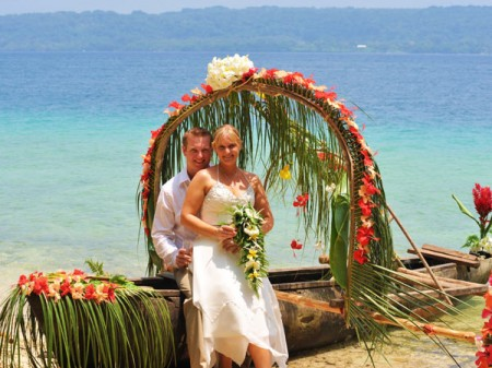 Vanuatu Weddings