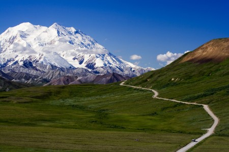 Denali Unhindered by Flickr user Talent