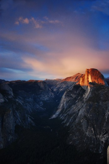 Yosemite by Flickr user vl8189