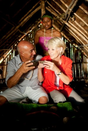 Air Vanuatu - Secret Garden