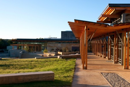Chickasaw Cultural Center - Building