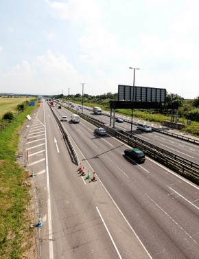 The M4 Motorway by Highways Agency - Tips for Hiring a Car in the UK