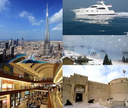 Stable Economy - Dubai