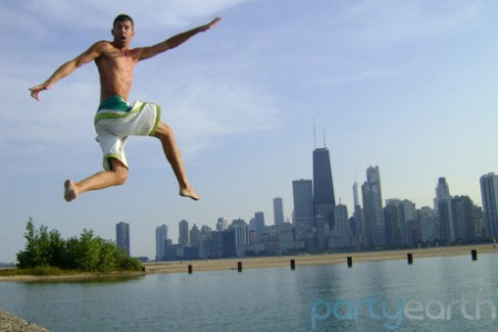 Summertime in the Windy City - Chicago