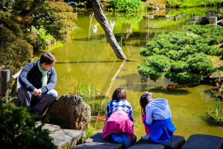 Japanese Tea Garden - Family Friendly Activities in San Francisco