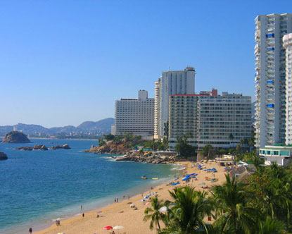 The Most Fun but Dangerous Places to Vacation, Acapulco Mexico