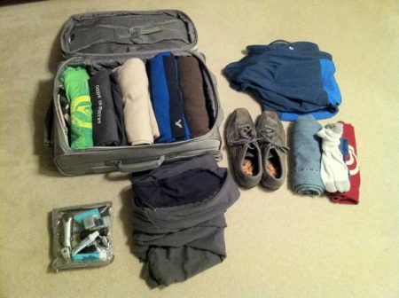 Half packed