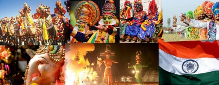 Festivals of India – A Great Way to Explore Its Heritage