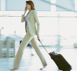 Business Trips Protecting the Company Wherever You Go