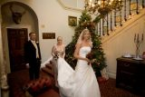 An Autumn Wedding in a Fairytale Castle