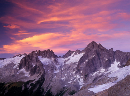Evergreen Haven, Top Five Nature Destinations in Washington (North Cascades Nat Park)