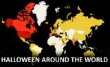Interactive World Map: Halloween Traditions From Around the World