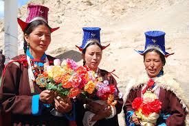 Ladakh Habitants