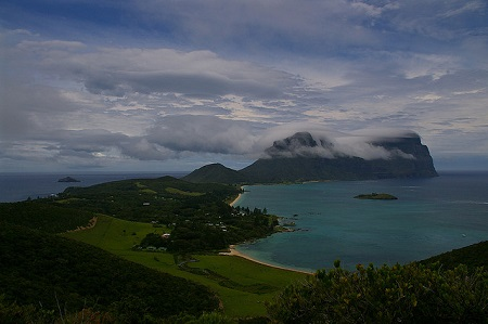 Lord Howe Island - Honeymoon in Australia