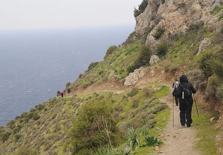 Hiking in Cyprus