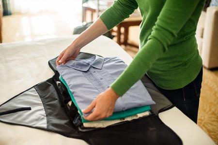 Travel Bag Packing