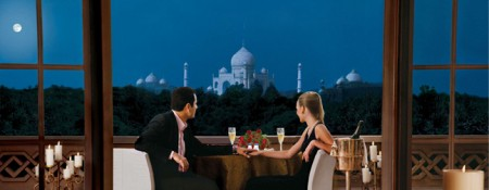 Romantic Agra