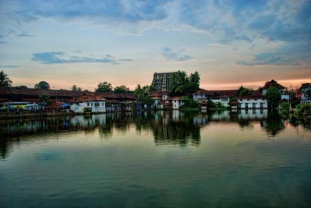 Padmanabhaswamy Temple in Thiruvananthapuram