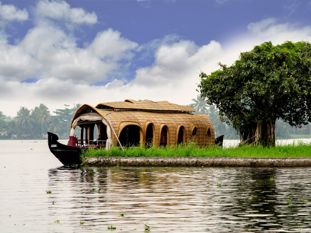 Amazing Backwaters Kerala