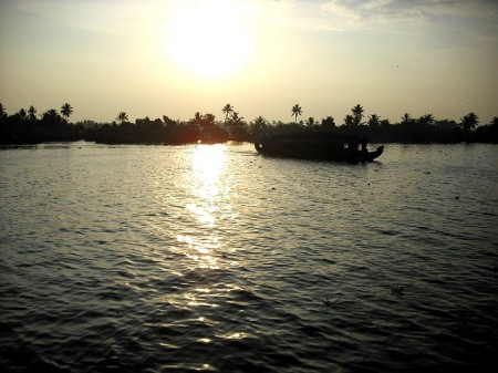 Amazing Backwaters of Kerala