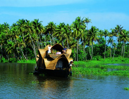 Alapuzzha backwaters