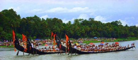Festival at Kerala