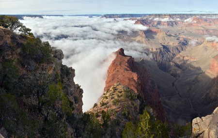 A Grand Canyon helicopter tour
