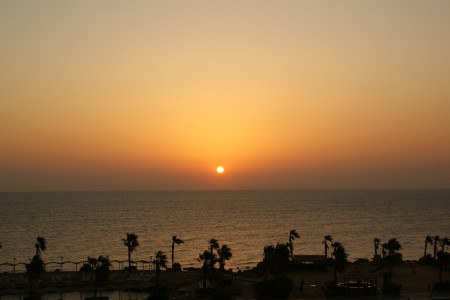 Hurghada-sunset