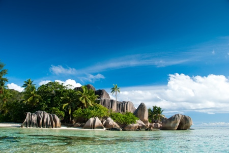 The Beautiful Seychelles
