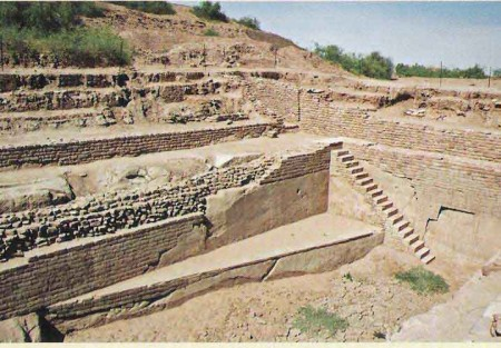 Dholavira ruins