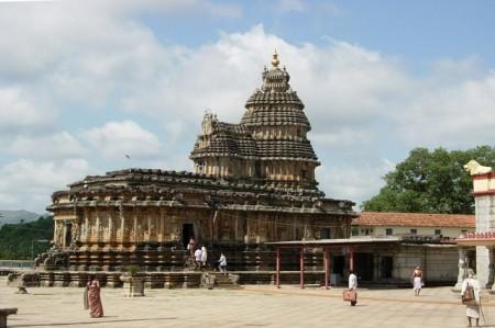 Temple at Shringeri
