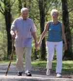 walking exercise for treating joint pain