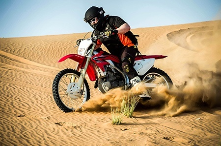 Off-road Biking Dubai