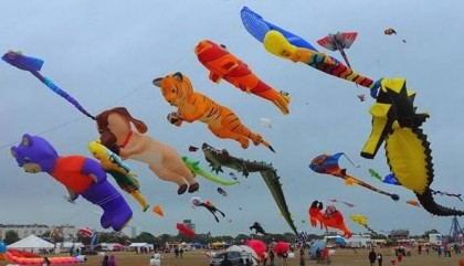 Weifang Kite Festival, China