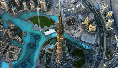 Dubai tourists and business custom